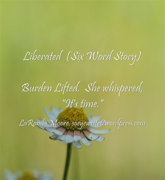 liberated-six-word-story