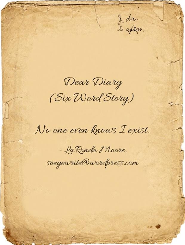 diary-six-word-story-no