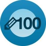 100 posts